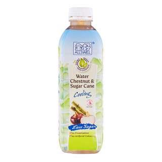 Allswell Bottle Drink - Water Chestnut & Sugar Cane (Less Sugar)