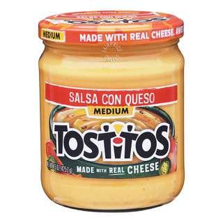 Tostitos Con Queso Salsa (Medium)