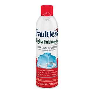 Faultless Starch - Regular with Original Fresh Scent