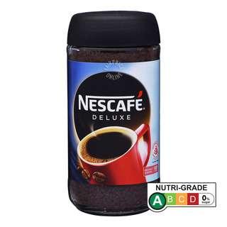 Nescafe Instant Soluble Coffee Jar - Deluxe