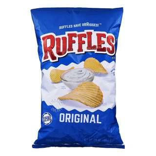 Ruffles Potato Chips - Original