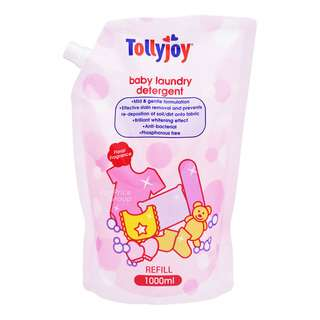 Tollyjoy Baby Laundry Detergent Refill - Floral
