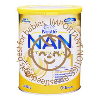 Nestle Nan Optipro HA Starter Formula 2'-FL - Stage 1