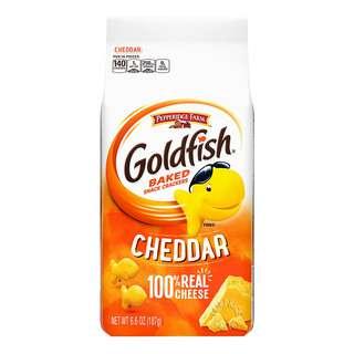 Pepperidge Farm Goldfish Baked Crackers - Cheddar