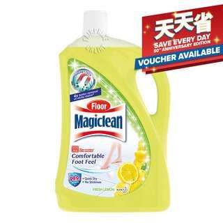 Magiclean Floor Cleaner - Fresh Lemon