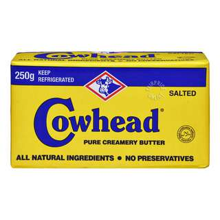Cowhead Block Butter - Salted
