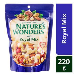 Nature's Wonders The Royal Mix