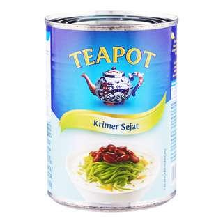Teapot Evaporated Creamer