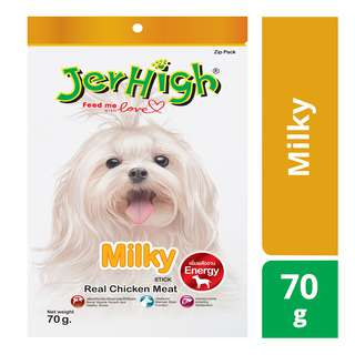 JerHigh Energy Dog Snacks - Milky