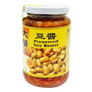 Tai Hua Preserved Soy Beans