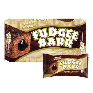 Fudgee Barr Chocolate Cake - Chocolate Cream