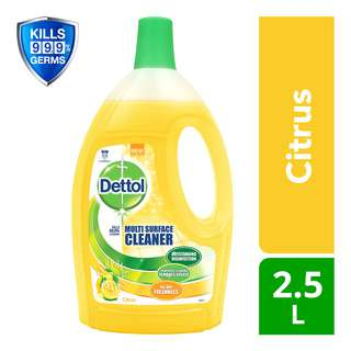 Dettol 4 in 1 Multi Surface Cleaner - Citrus