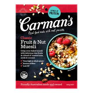 Carman's Muesli - Classic (Fruit & Nut)