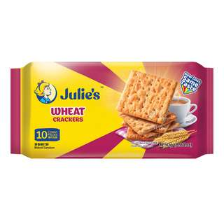 Julie's Crackers - Wheat