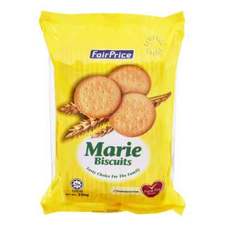 FairPrice Marie Biscuits - Original