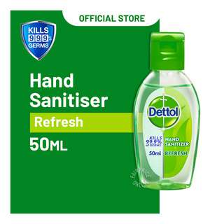 Kills 99.9% of germs<br/>Rinse-free and non-sticky