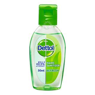 Dettol Instant Hand Sanitizer - Refresh with Aloe Vera