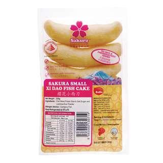 Sakura Fish Cake - Small Xi Dao