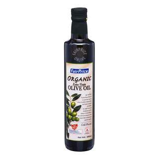<p>Our FairPrice Extra Virgin Olive Oil is a premium quality olive oil which is borne from the fruits of organic cultivation.</p>