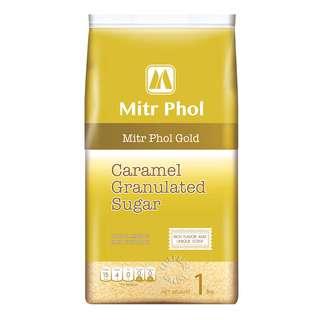 Mitr Phol Gold Granulated Sugar - Caramel