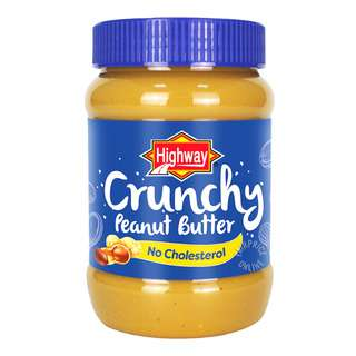 Highway Peanut Butter - Crunchy
