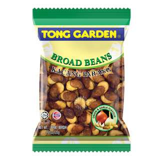Tong Garden Broad Beans - Onion & Garlic with Skin