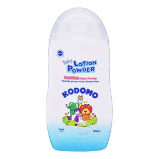 Kodomo Baby Lotion Powder