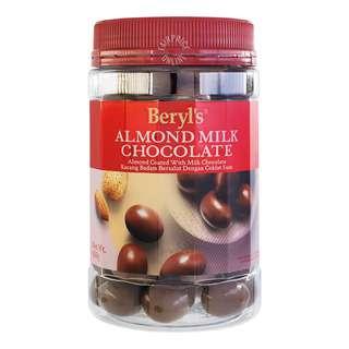 Beryl's Milk Chocolate - Almond