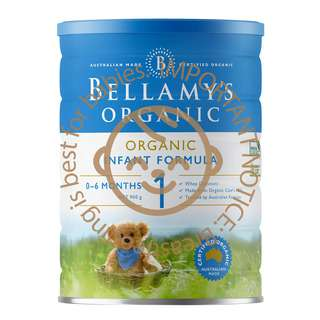• Suitable for babies from birth to 6 months old <br>• Dual certified organic by NASAA & ACO