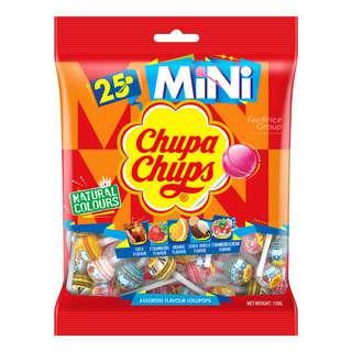 Chupa Chups Lollipops - Mini