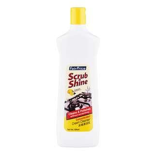 FairPrice Scrub & Shine Concentrated Cream Cleanser - Lemon