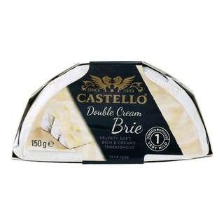 Castello Double Cream Brie