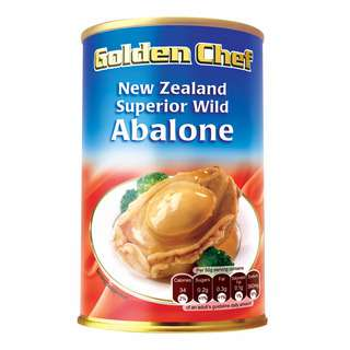 Golden Chef New Zealand Superior Wild Abalone