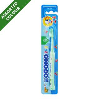 Kodomo Children Toothbrush - Pro (3 - 6 years old)