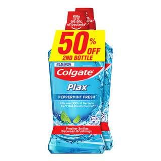 Colgate Plax Mouthwash - Peppermint Fresh