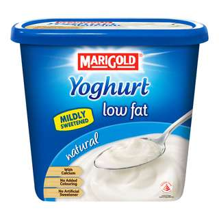 Marigold Low Fat Yoghurt - Natural