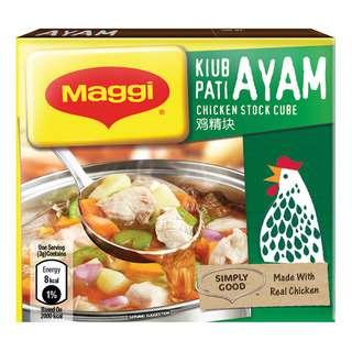 Maggi Stock Cubes - Chicken