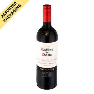 Casillero Del Diablo Reserva Red Wine - Cabernet Sauvignon