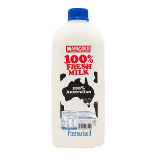 Marigold 100% Fresh Bottle Milk