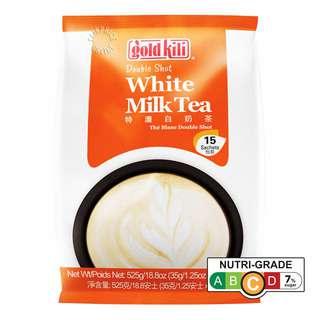 Gold Kili Premium Instant White Milk Tea - Double Shot