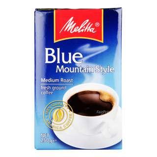 Melitta Blue Mountain Style Coffee - Medium Roast