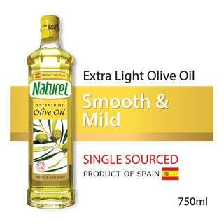 Naturel Olive Oil - Extra Light