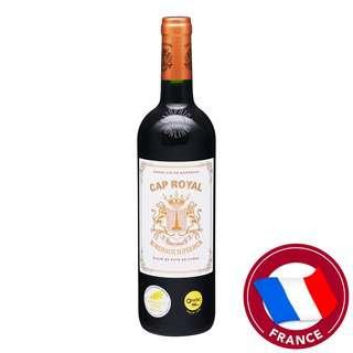 Cap Royal Bordeaux Red Wine - Superieur