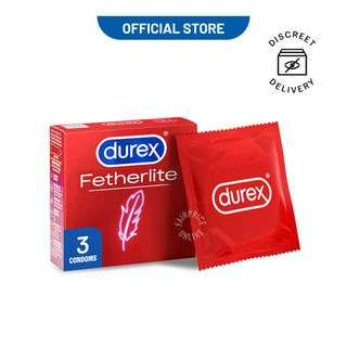 Durex Condom - Fetherlite (52.5mm)