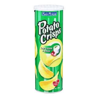 FairPrice Potato Crisps - Sour Cream & Onion