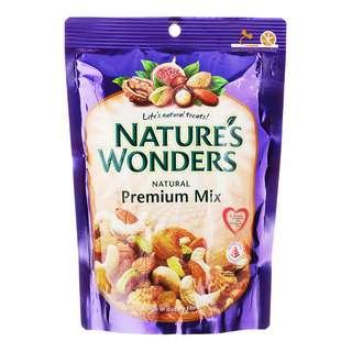 Nature's Wonders Natural Premium Mix