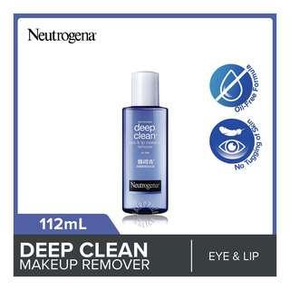 Neutrogena Deep Clean Makeup Remover - Lip & Eye