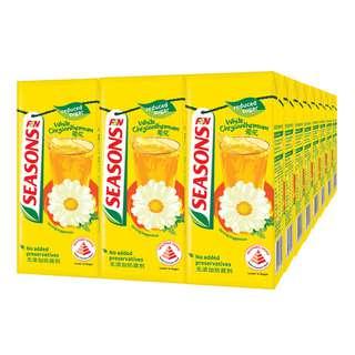 F&N Seasons Packet Drink - White Chrysanthemum Tea