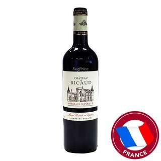 Chateau de Ricaud Red Wine - Bordeaux Superieur