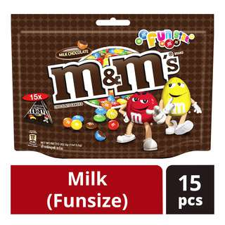 M&M's Chocolate Candies - Milk (Funsize)